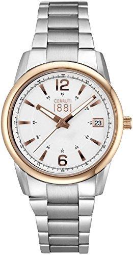 Cerruti (チェルッティ) - Cerruti Ravello Women 's Watches crm103str04ms