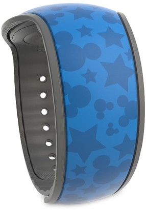 Disney Mickey Mouse MagicBand2 and Sorcerer Hat MagicBandIt Fantasia Wishes Come True Blue Limited Release