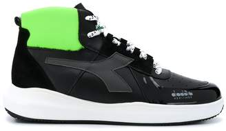 Diadora hi-top sneakers