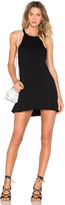 Michael Lauren Scotty Mini Dress