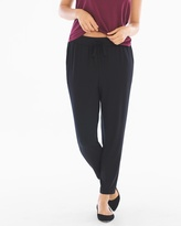 Soma Intimates Cozy Lounge Jogger Pants Heather Quartz