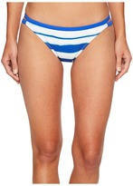 Nautica Morning Horizon Double Tab Side Pants Bottom Women's Swimwear