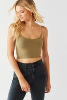 brand Out From Under Out From Under Markie Seamless Cropped Cami