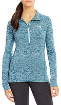 Under Armour Training Tech Long Sleeve 1/2 Zip Twist Top