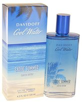 Davidoff Cool Water Exotic Summer by for Men Eau De Toilette Spray (limited edition) 125 ml