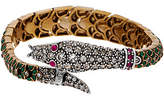 Joan Rivers Classics Collection Joan Rivers Private Collection Pave' SnakeBracelet