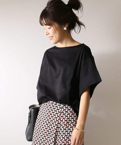 Spick and Span (スピック アンド スパン) - Spick and Span BOX Tシャツ3◆