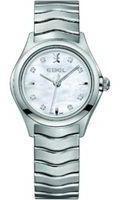 Ebel Ladies New Wave Diamond Watch 1216193