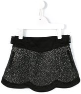 John Galliano tweed mini skirt
