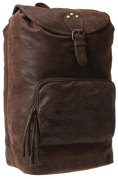 Billabong Hippie Backpack (Black) - Bags and Luggage