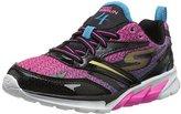 Skechers 80653L Go Run 4 Running Shoe(Little Kid/Big Kid)