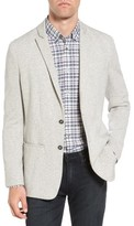 John Varvatos Men's Sweater Knit Jacket