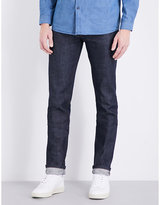 A.p.c. New Standard Slim-fit Straight Jeans