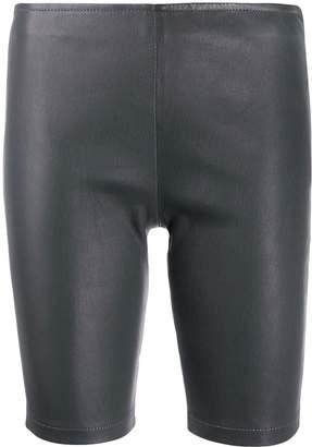 Manokhi mid-rise cycling shorts