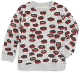Stella McCartney Toddler Boy's Bubble Quote Graphic Sweatshirt