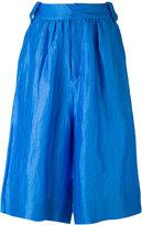 Reality Studio Tong shorts - women - Linen/Flax/Polyamide - S
