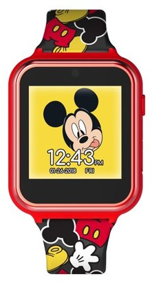 Mickey Mouse Mickey iTime Interactive Smart Watch 40 MM