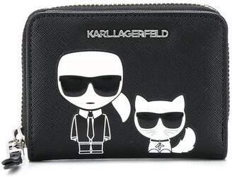 Karl Lagerfeld Paris K/Ikonik small wallet