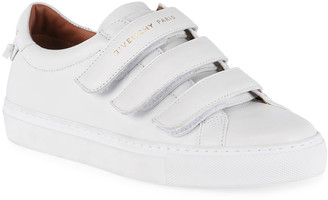 Givenchy Urban Street Low-Top Sneakers w/ Straps