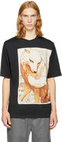 3.1 Phillip Lim Black Wolf T-shirt