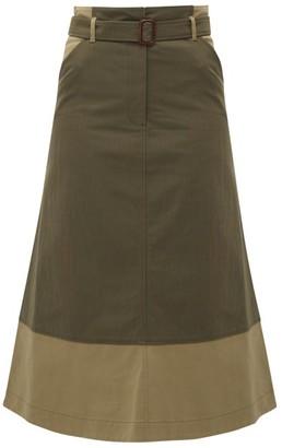 Max Mara Circolo Skirt - Khaki