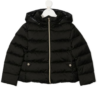 Herno Removable Hood Down-Filled Coat