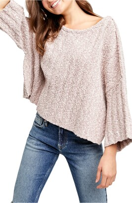 Free People Good Day Pullover Sweater