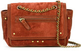 Jerome Dreyfuss Benjamin crossbody bag - women - Leather - One Size