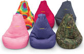 JCPenney Hudson Ind. Monogrammed Dorm Beanbag Chairs