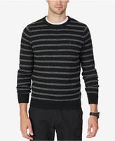 Nautica Men's Wide-Stripe Sweater