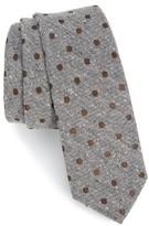 The Tie Bar Men's Revolve Dots Silk Tie