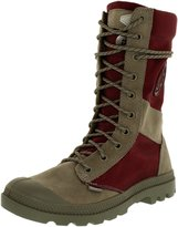 Palladium Women's Pampa Tactical Nylon High-Top Nylon Military and Tactical Boot - 5.5M