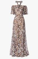 Derek Lam Off-The-Shoulder Gown