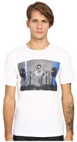 The Kooples Sport Slub Jersey Printed Tee Shirt