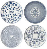 Royal Doulton Ed Plate Set Of 4