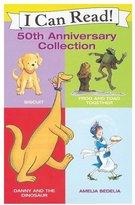 Harper Collins I Can Read 50th Anniversary Box Set (4 Books)