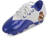 Official Licensd GENUINE FC Real Madrid Ceramic SHOE shaped Money Box - Licesed Real Madrd Merchandise