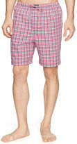 Ralph Lauren Plaid Cotton Sleep Short