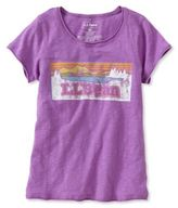 L.L. Bean Girls' Graphic Tee