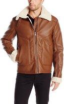 Sean John Men's Faux Sherpa Jacket