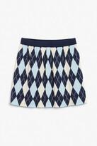 Thumbnail for your product : Monki Pleated mini skirt