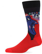 Hot Sox I and the Village Trouser Socks