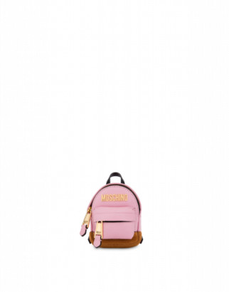 Moschino Micro Backpack Sporty Lettering