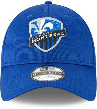 New Era Montreal Impact MLS On-Field 9TWENTY Team Baseball Cap