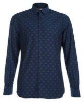 J Lindeberg Dani Cl Jacquard Lux Shirt
