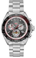 Tag Heuer Formula 1 Indy 500 Special Edition Steel Bracelet Chronograph Watch