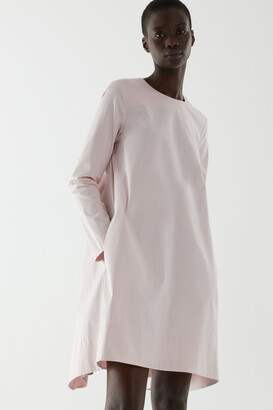 Cos Cotton Constructed A-Line Dress