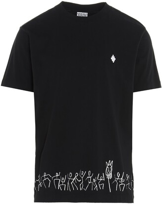 Marcelo Burlon County of Milan Tribe T-Shirt