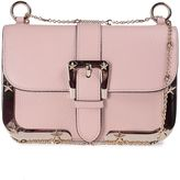 RED Valentino Stars Pebbled-leather Cross-body Bag