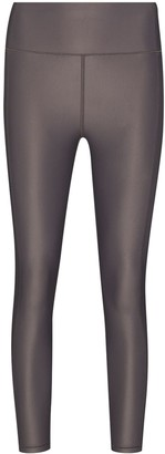 Sweaty Betty High Shine 7/8 Performance Leggings